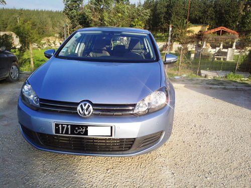 Annonce de vente de voiture occasion en tunisie VOLKSWAGEN GOLF Beja