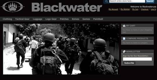 Blackwater USA is Back! - The Firearm Blog
