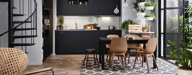Cozinha – inspiração para sua nova cozinha   – Inspiratie nieuw huis