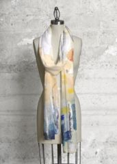 Cashmere Silk Scarf - Peace & Tranquility Scarf by VIDA VIDA