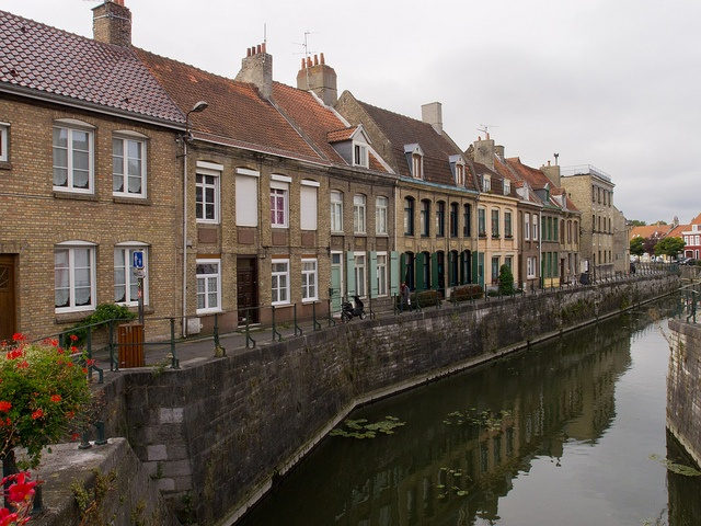 Bergues, Nord Pas de Calais  by Queen of the Night1, via Flickr