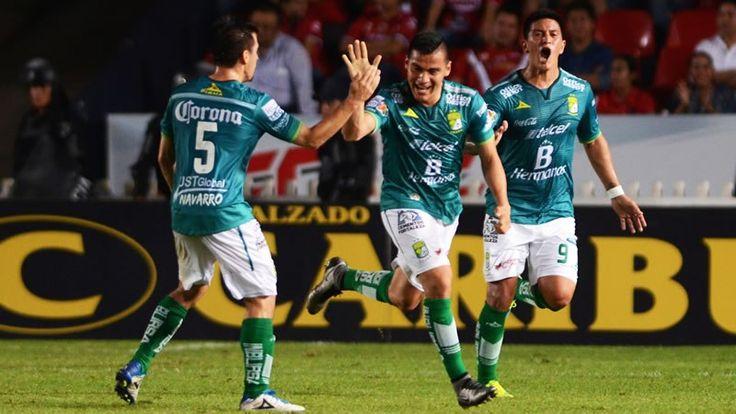 León vs Necaxa en la Copa MX Clausura 2016 ¡En vivo por internet! | Llave 1 de IDA - http://webadictos.com/2016/01/20/leon-vs-necaxa-copa-mx-clausura-2016/?utm_source=PN&utm_medium=Pinterest&utm_campaign=PN%2Bposts