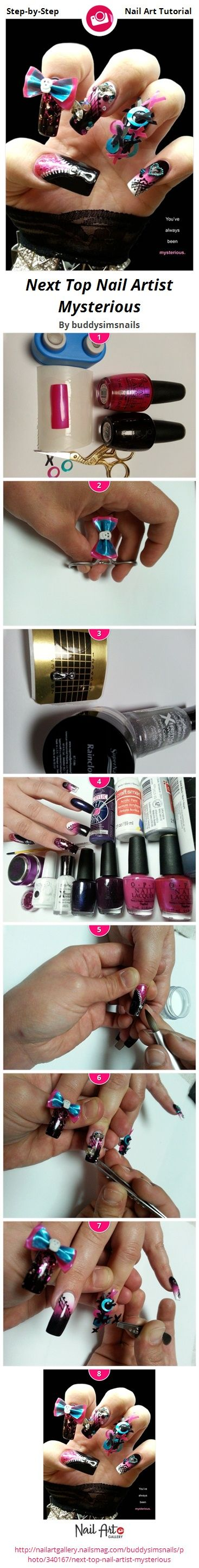 369 best JJSisters How to do nail Arts images on Pinterest | Nail ...