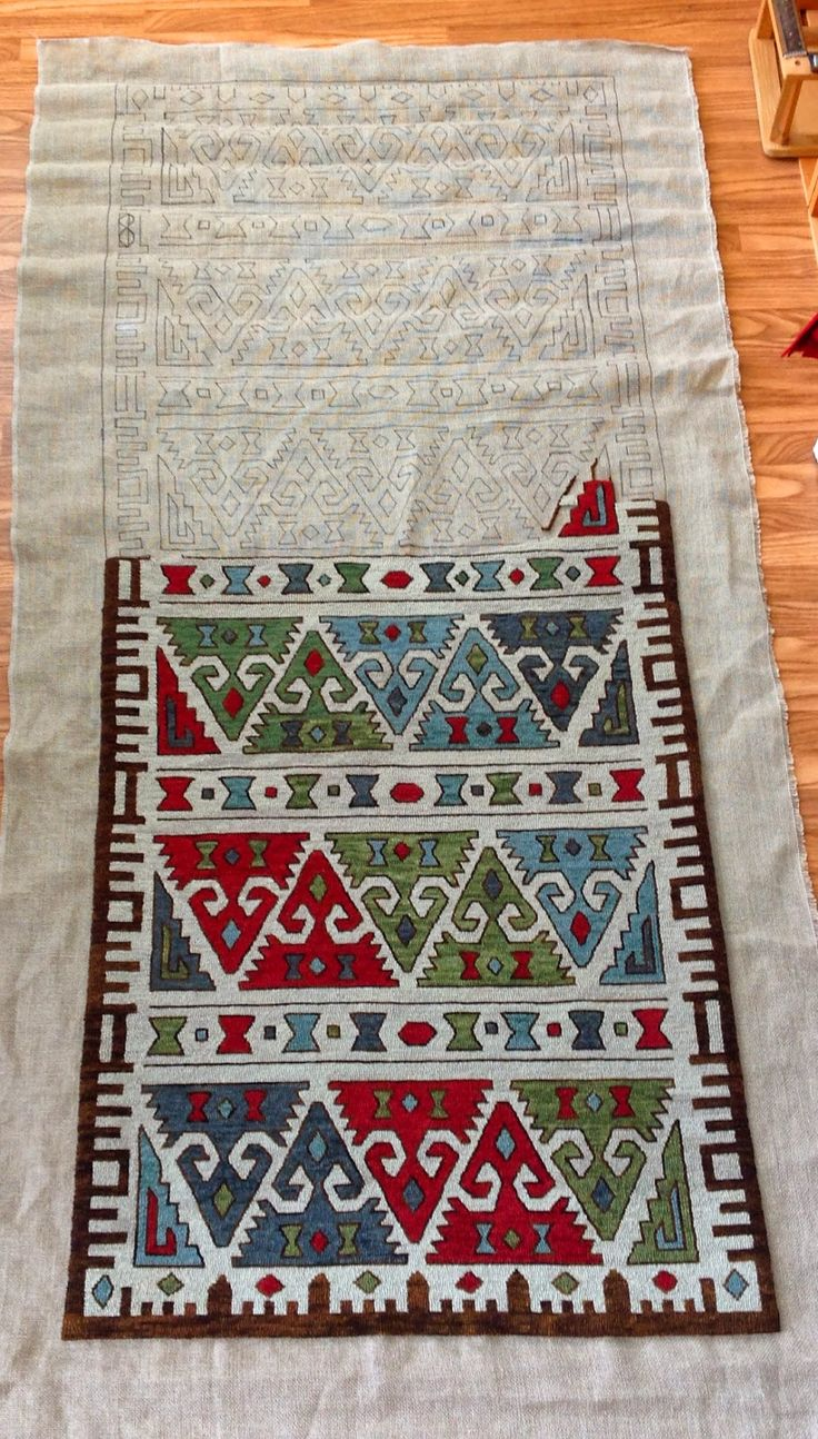 Making a rug out of carpet - Woolen Tales Rug Art Rug Retreat And Kilim Progress