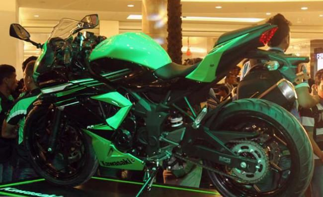 Kawasaki Ninja RR Mono Dirancang Sesuai Karakter Asia - Vivaoto.com - Majalah Otomotif Online