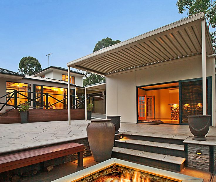Patio Living Perth: SolarSpan® By Bondor® Patio Ideas » SolarSpan® By Bondor