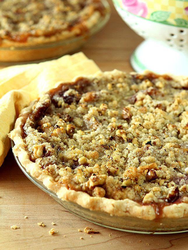 Frischer Pfirsichkuchen mit Palisadenpfirsichen und einer Prise Bourbon   – Dessertvore