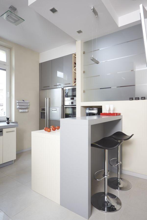 maly salon kuchenny z wyspa - Szukaj w Google