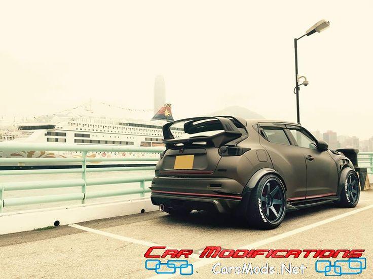 Cars Mods - Nissan Juke Modified