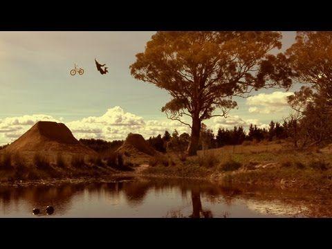Crazy BMX Dirt Jump Session: Jaie Toohey, Cam White & Jed Mildon