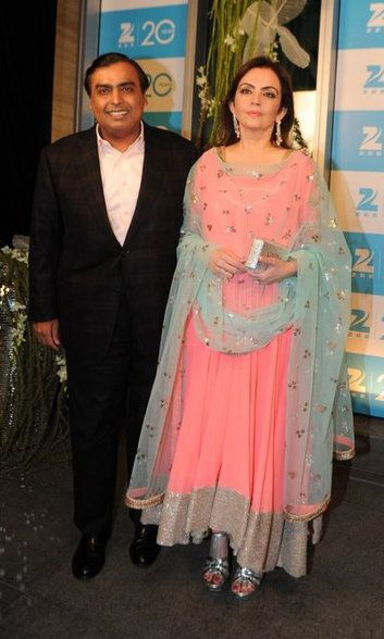 What India's Richest Man Mukesh Ambani Can Learn from His Wife