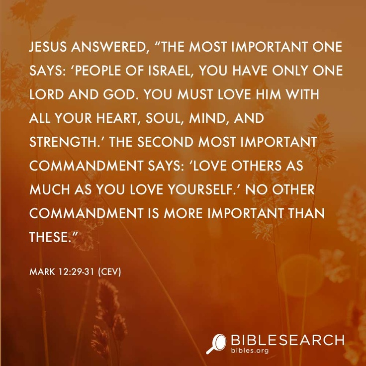 your relationship with god is more important than anything