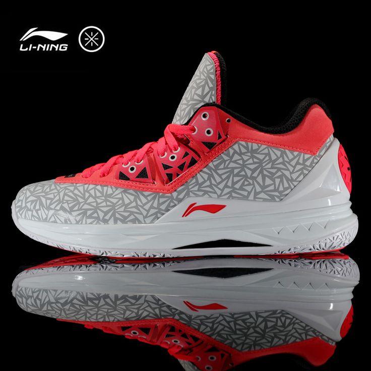 Li-Ning Men Way Of Wade 4 Basketball Shoes Bounse Technology Cushioning Breathable Sneakers Sport Shoes ABAK033 XYP315