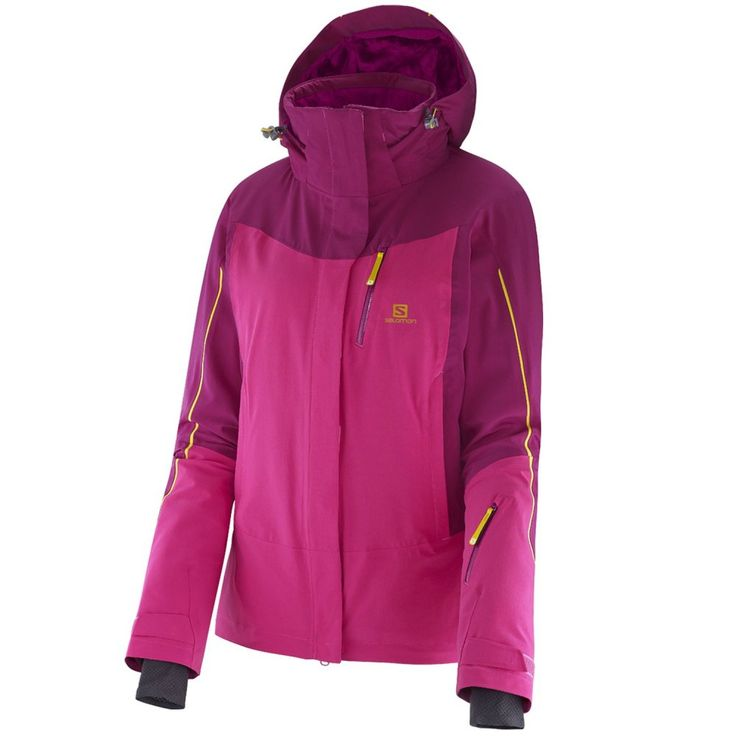 Salomon Iceglory Insulated Ski Jacket (Women's) | Peter Glenn
