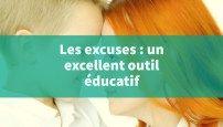 Les excuses dans l'éducation (pour les parents et les enfants)