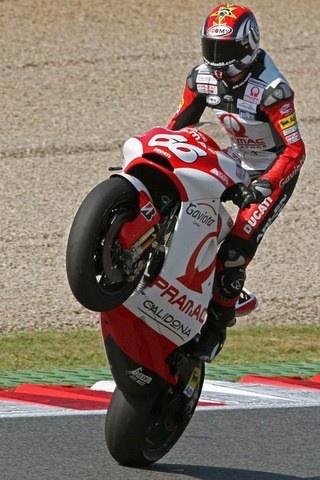Alex Hofmann wheeling
