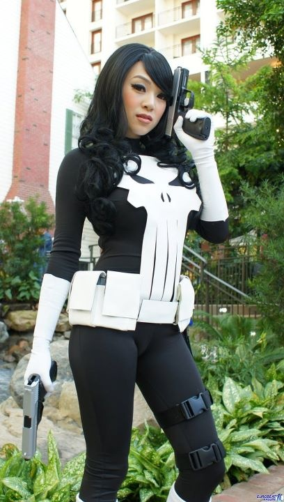 PunisHer - cosplayer: Vampy | Fandom and Cosplay ...