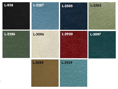 Seat Covers For Trucks >> 1967 mustang interior color charts | Seat Upholstery, 1967 ...