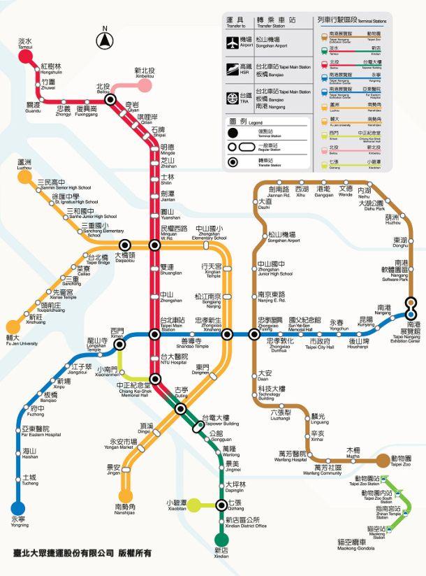 NRT map--Taiwan Travel Guide - http://QuitSmokingAdvice.us