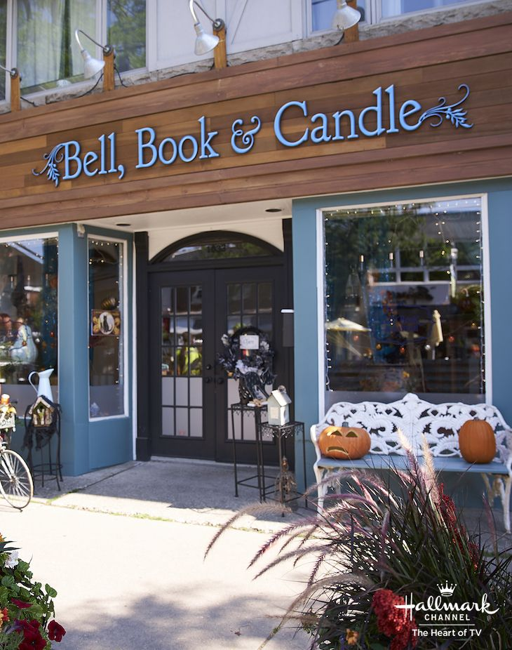 Bell, Book & Candle - Good Witch: Spellbound   #GoodWitch #HallmarkChannel