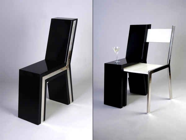 This chair that begat ANOTHER CHAIR. | 20 Home Furnishings That Are Borderline Magic