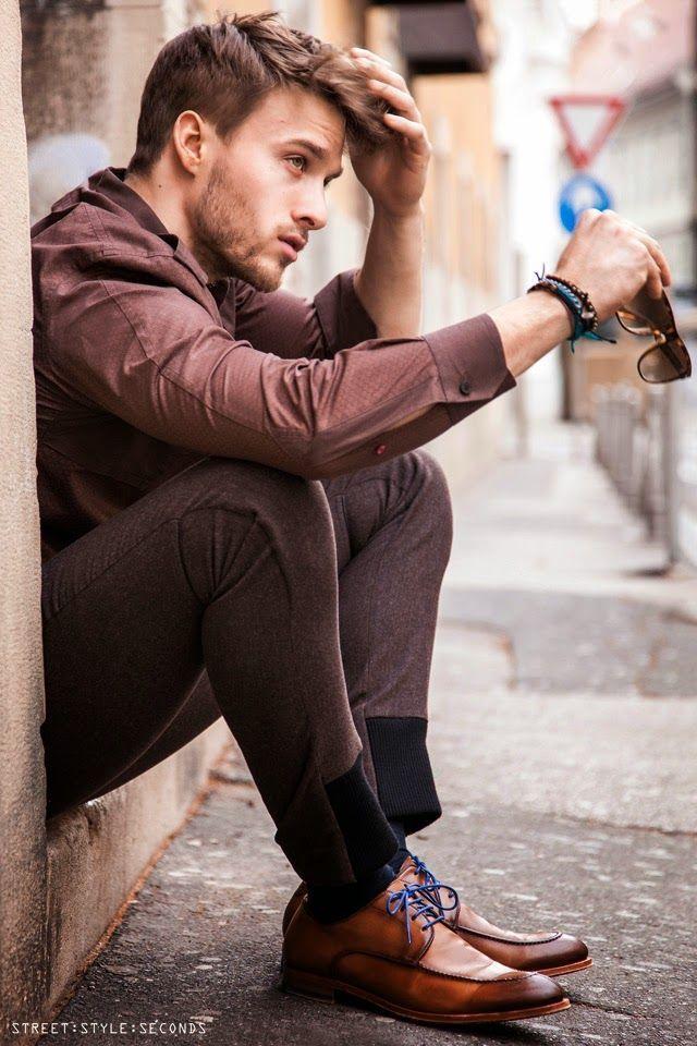 Street style: Men's Street Fashion…
