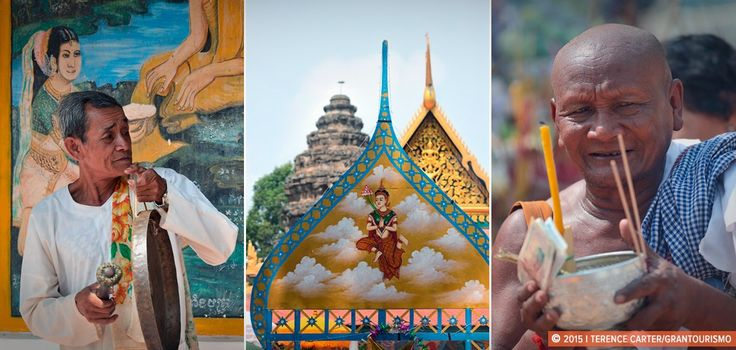 How to Experience Khmer New Year in Siem Reap, Cambodia.  Homes are being scrubbed clean and sand castles are being built at pagodas around Cambodiathis weekend, including our own Temple Town, in preparation for the Khmer New Year in Siem Reap, which kicks off on Monday for three days. Unlike in neighbouring Thailand, where cities...