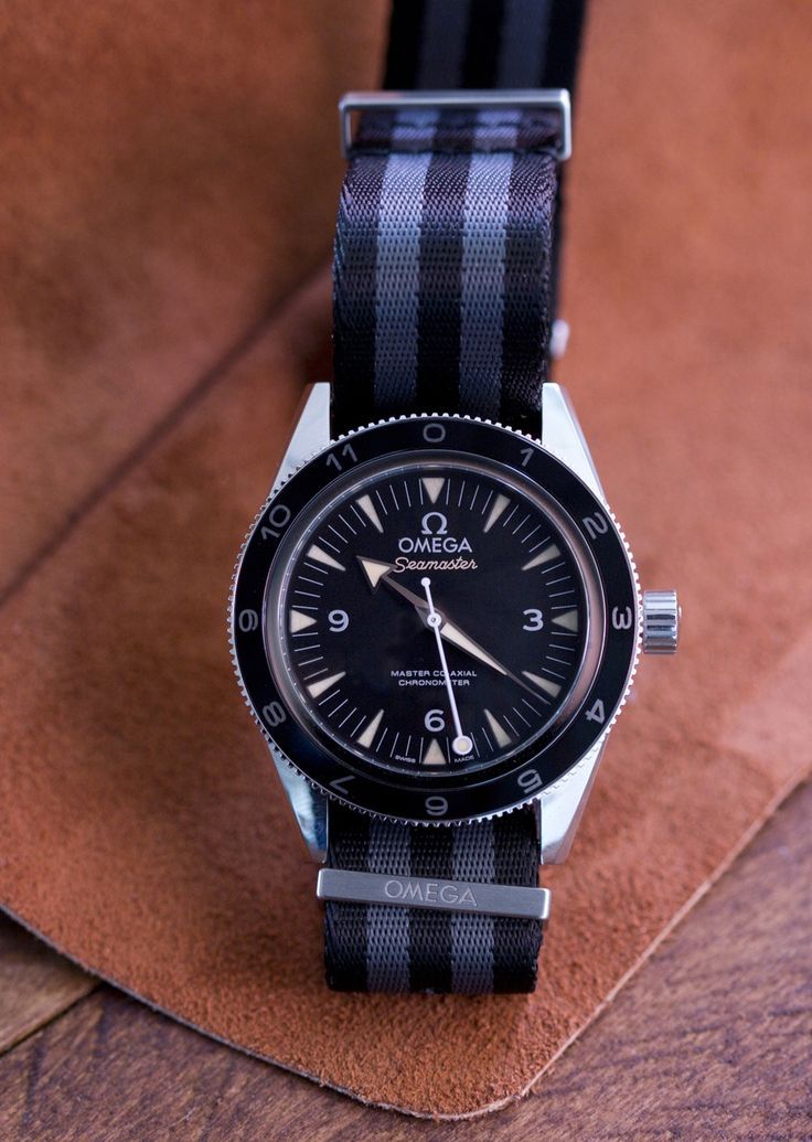 Hands-On: The Omega Seamaster 300 SPECTRE Limited Edition