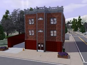 Mod The Sims - Refurbished Firehouse Apartments