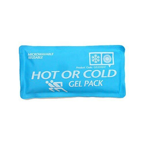 Pack Compresse Gel Chaud / Froid Réutilisable – Taille MOYENNE – Sport – Blessures – Relaxation – Entorse Foulure Gonflement | Your #1 Sourc...
