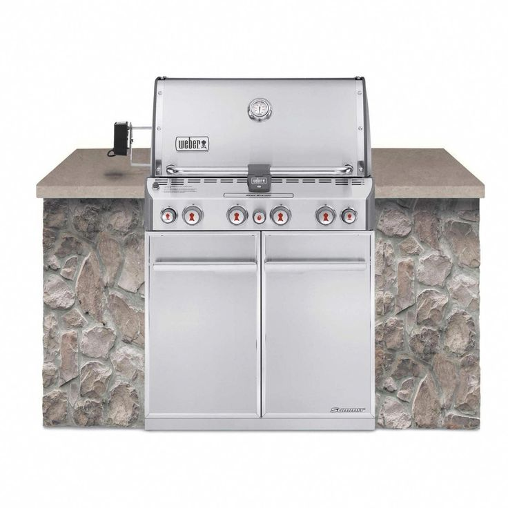 Built-In Grills - Built In BBQ Gas Grills and more  BBQ Guys