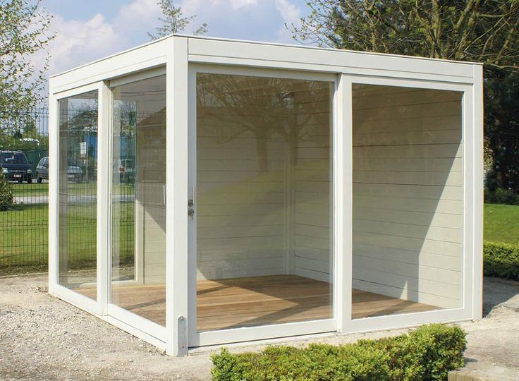 Prieeltje / paviljoen model Exterior van Gardival via houtweb.nl
