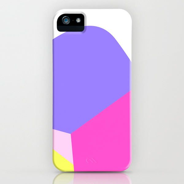 Ice Cream iPhone case by Jaime Derringer