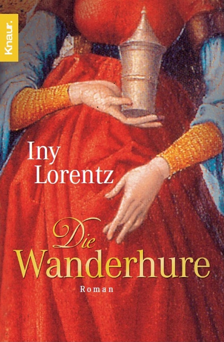 Iny Lorentz - Die Wanderhure  a really good historical roman....narrated very lively and exciting