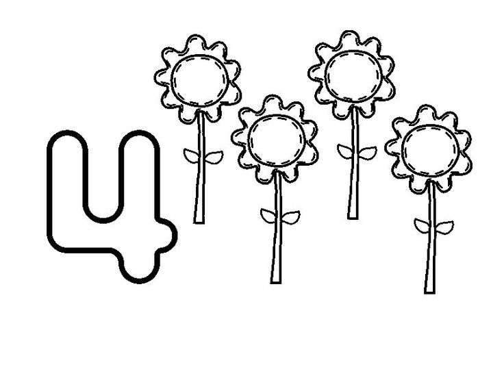 Counting Use Flowers