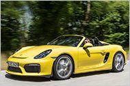 Stärker, leichter und mit einem ziemlich ausgefuchsten Dach: Der neue Porsche Boxster Spyder im ersten Test