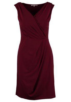 Anna Field Jerseyklänning - bordeaux - Zalando.se