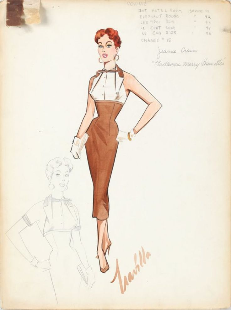 878 Best Fashion Sketches Images On Pinterest Fashion