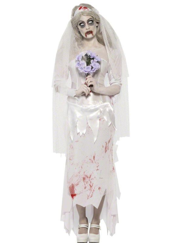 Upiorna panna młoda - ciekawy pomysł na Halloween