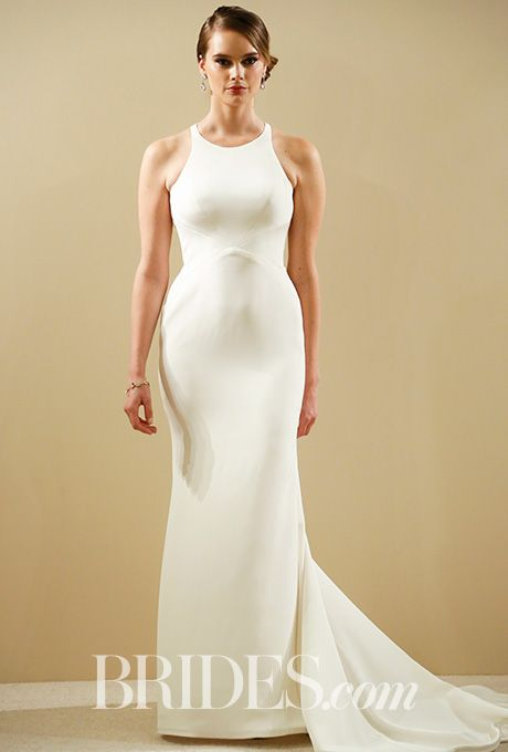Brides: Matthew Christopher Wedding Dresses - Fall 2017 - Bridal Fashion Week