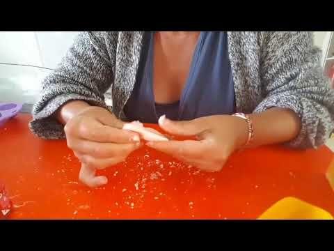 Cómo hacer jabón fácil sin ingredientes raros. - YouTube