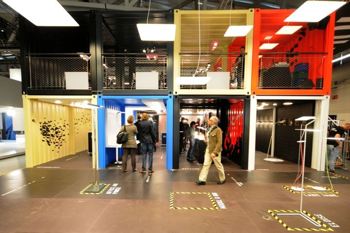 Exhibition Booth Structure : Best images about trade show booths on pinterest