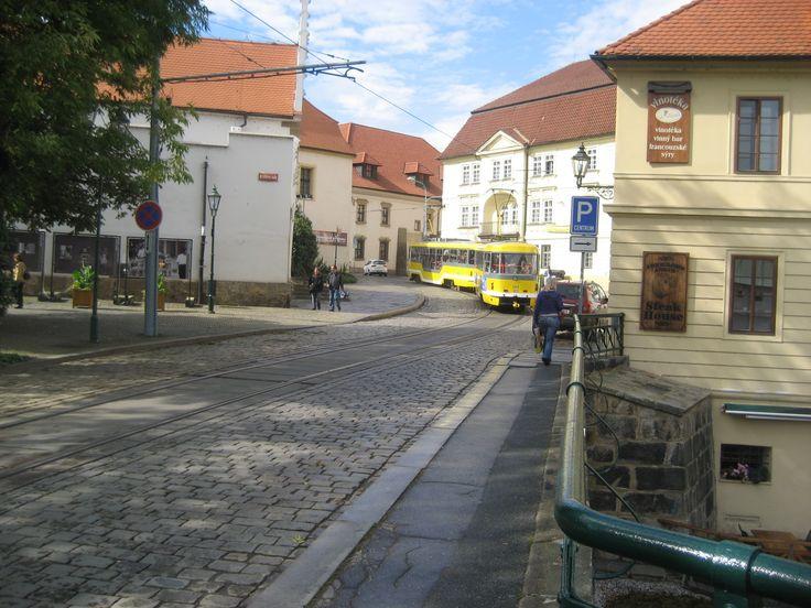 Plzeň, září 2010 #plzeň #tramvaje