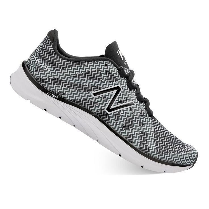 New Balance 811 v2 Trainer Cush+ Women's Cross Training Shoes, Size: 7.5 Wide, Silver