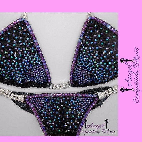 Competition Bikini suit or Figure suit: Crystal by NpcAngelBikinis
