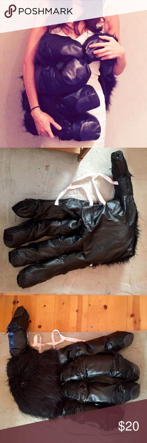 King Kong Hand Costume King Kong Hand Costume. Used once. Other