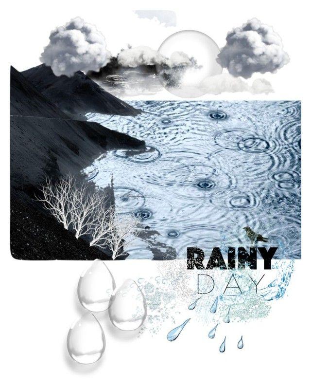giorni di pioggia by stefania-federici on Polyvore featuring art