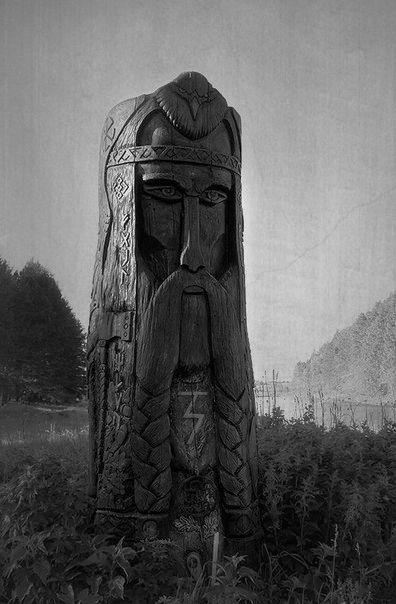 corvus-s:  Slavic God Perun