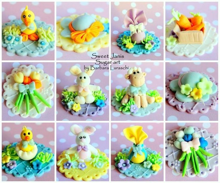 Easter Cupcake Decorating Ideas Pinterest : Easter Cupcakes Toppers Cakes & Cake Decorating ~ Daily ...