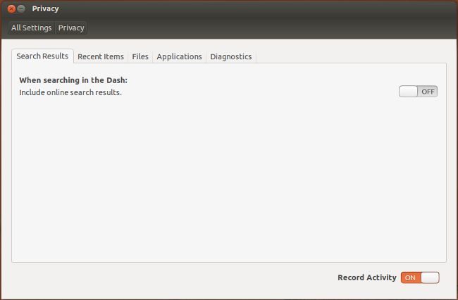 Privacy in Ubuntu 12.10: Amazon Ads and Data Leaks   Electronic Frontier Foundation